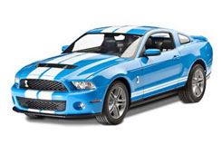 1/12 2010 Ford Shelby Gt500 - 07089