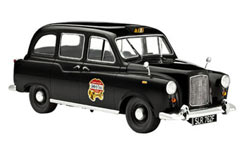 Revell 1/24 London Taxi Kit - 07093