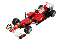 1/24 Ferrari F10 - 07099