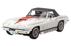 Revell 1/25 '67 Corvette Plastic Ki - 07197
