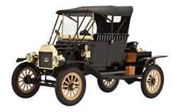 Revell 1/16 Model T Ford (Black) - 07462