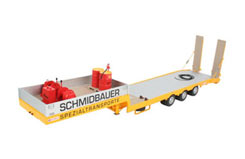 1/25 Heavy Duty Trailer - 07533