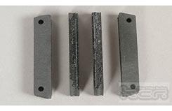 Brake Lining Glued F/R Std 4Pc - 08457-2