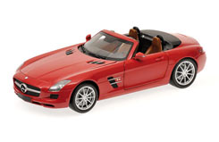 1/18 Mercedes-Benz SLS-Class - AMG - 100039030