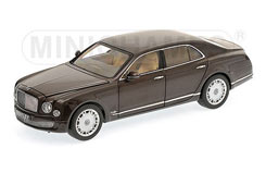 1/18 Bentley Mulsanne - 2010 - 100139905