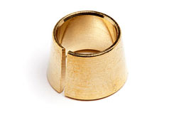 Brass Collet - 101596