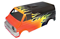 10256 Lunchbox Bodyshell - 10256