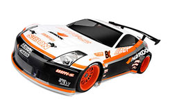 HPI Nissan 350Z Hankook Body - 103886