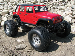 Jeep Wrangler Body - 104632