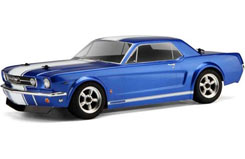 HPI 1966 Ford Mustang Body 200mm - 104926