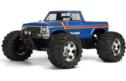 HPI 1979 Ford F150 Body 200mm - 105127