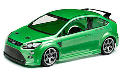 HPI Ford Focus Rs Body (200mm) - 105334