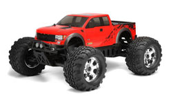 HPI Ford F-150 SVT Raptor Body - 106562