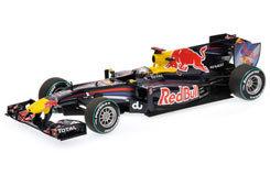 1/18 Red Bull Racing Renault RB6 - 110100105