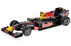 1/18 Red Bull Racing Renault RB6 - 110100205