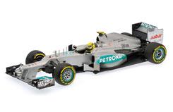 1/18 Mercedes AMG Petronas F1 Team - 110120008