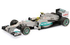 1/18 Mercedes AMG Petronas F1 Team - 110120108