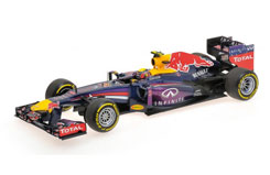 M'champs 1/18 Infinity Red Bull F1 - 110130002