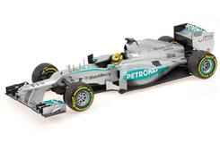 1/18 Mercedes AMG F1 Team - 110130079