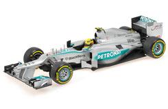 1/18 Mercedes AMG F1 Team - 110130080