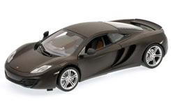 Mclaren MP4-12C - 2011 - Matt Black - 110133021