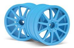 HPI 1/10 Speedline Course Wheels x2 - 113252