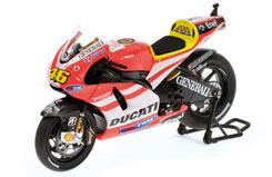 Minichamps 1/12 Ducati Desmosedici - 122110046