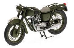 1/18 Triumph TR6 Green - 122133501