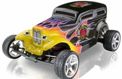 Ansmann Hot Rod 1/10 2WD Kit RTR - 124000008