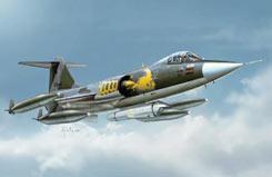 1/72 F-104G Starfighter - 1296