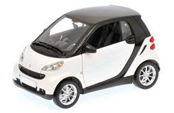 Smart Fortwo - 2007 - White/Black - 150036302