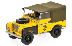 Minichamps 1/18 Land Rover 1948 Yel - 150168901