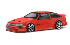 HPI Toyota Levin AE8 Body 200mm - 17214