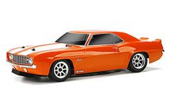 HPI 1/10 1969 Chev Camaro Z28 Body - 17531
