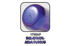 Custom Colour Sloapearl Aquer Purpl - 179sap