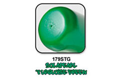 Custom Colour Sloapearl Tur/Green - 179stg