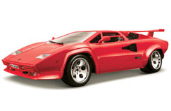 1:18 Lamborghini Countach 5000 Quat - 18-12027