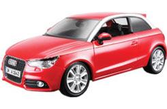 1:24 Wb Kit Audi A1 - Metalic Dark - 18-25108