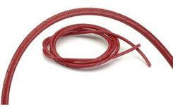 Spiraltube 1.5Mm Red - 186000030