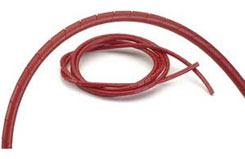 Spiraltube 5.0Mm Red - 186000060