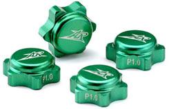 Cap Wheelnuts Green - 203000216