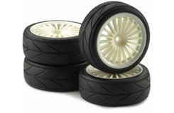 Cross White Wheel Set 20 Spk - 211000039