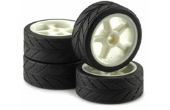 Cross White Wheel Set - 211000040
