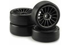 Black 10 Spk Wheel Set - 211000042