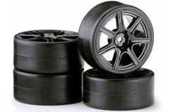 Drift Black Wheel Set - 211000066