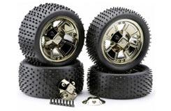 Wheel Buggy Cross Smokechrome - 211000091