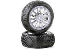 14 Spoke Wheel + Tyre Pk2 - 211000214