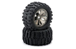 Wheels Monster Truggy - 214000008