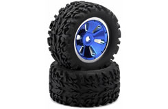 Wheel Set Blue - 214000010