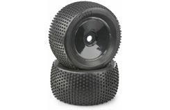 Wheels Truggy Disc Terra 1/8 Blk - 214000033